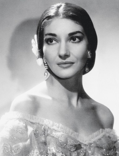 Don't talk to me about rules, dear Wherever I stay I make the goddam rules Maria Callas ~ Born today 1923