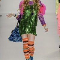 Betsey Johnson at NYFW