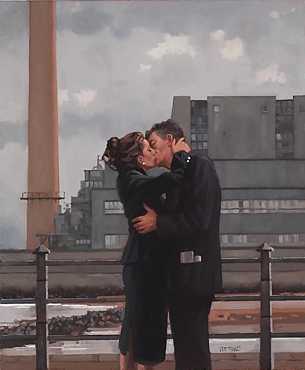 Long Time Gone Jack Vettriano