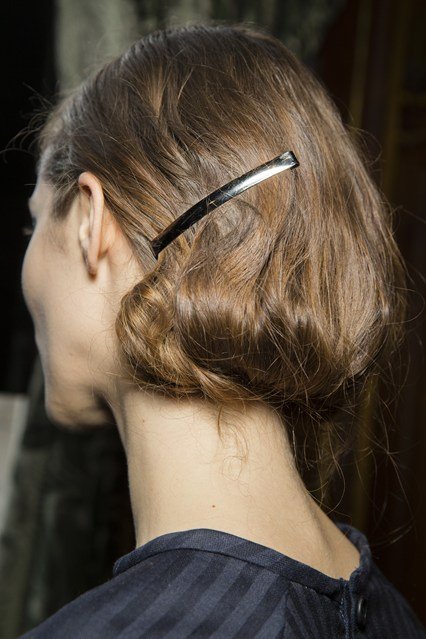Faux bobs at Dries Van Noten