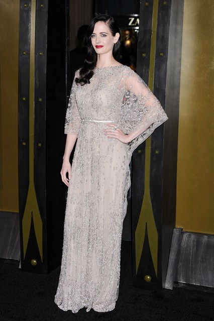Eva Green in Elie Saab Couture