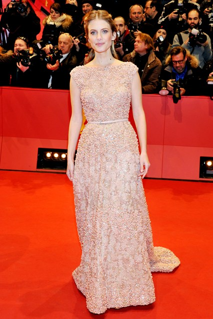 Mélanie Laurent in Elie Saab Couture