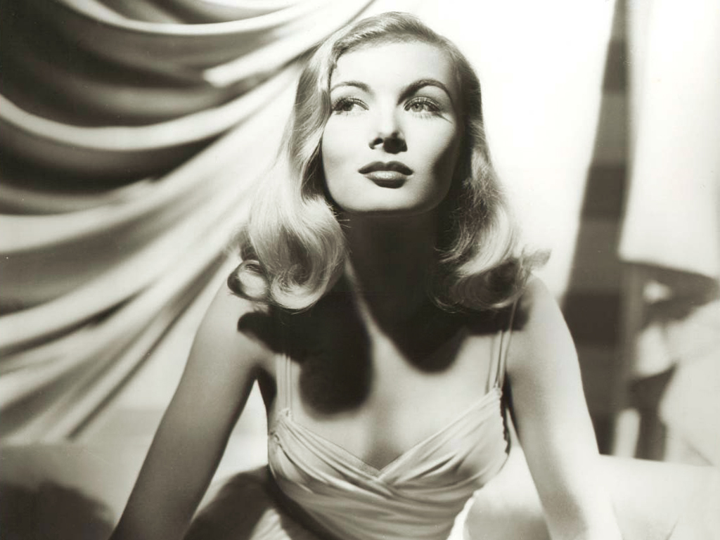 veronica lake height and weight