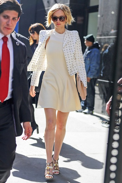 Jennifer Lawrence in 3.1 Phillip Lim