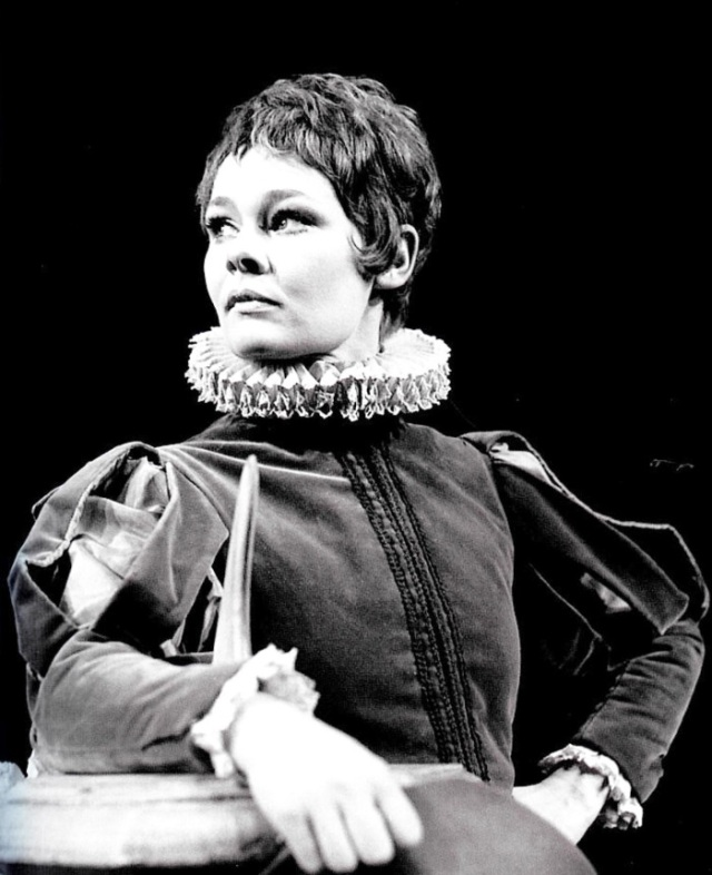 Judi Dench in Twelfth Night