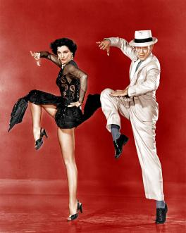 Image result for cyd charisse in the band wagon