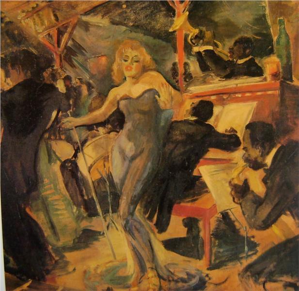 Franz Kline Art Jazz