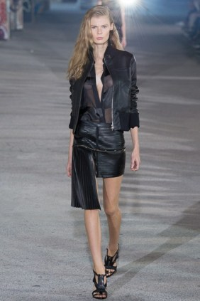 Anthony Vaccarello at PFW4
