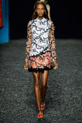 Mary Katrantzou at LFW