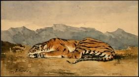 tiger-Eugene-Delacroix