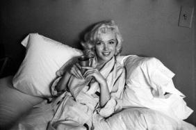 Marilyn Monore in PJs