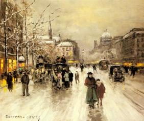 place-saint-michel-christmas-Edouard-Cortes
