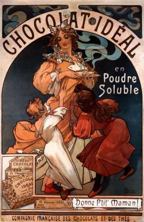 chocolat-ideal-Alphonse-Mucha