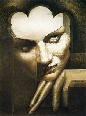 Marlena by Octavio Ocampo
