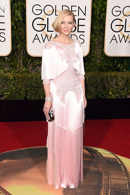 Cate Blanchett in Givenchy Couture by Riccardo Tisci