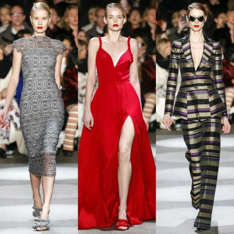 Christian Siriano at New York Fashion Week