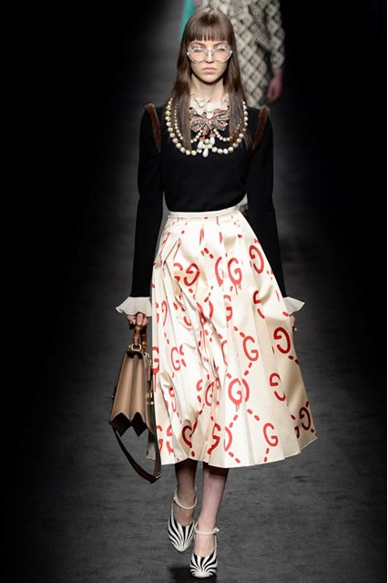 Gucci at MFW
