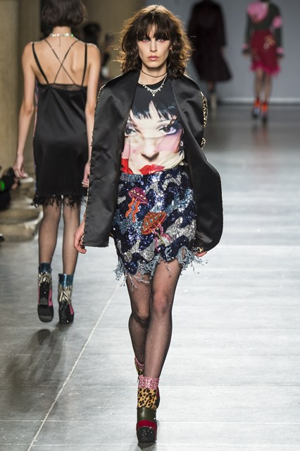House of Holland at LFW