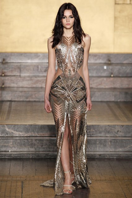 Julien Macdonald at LFW