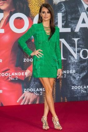 Penelope Cruz in Balmain
