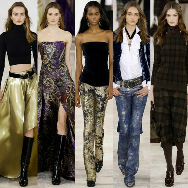 Ralph Lauren at New York Fashion Week