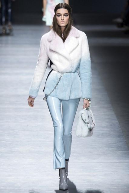 Versace at MFW