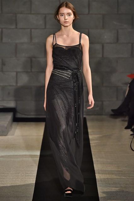 Amanda Wakeley at London Fashion Week