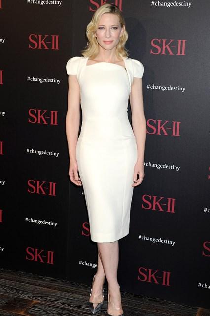 Cate Blanchett in Antonio Berardi