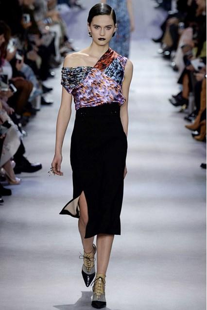 Christian Dior at PFW