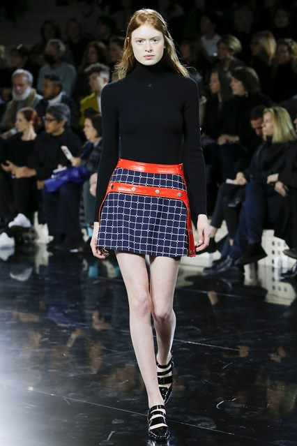 Courreges at PFW