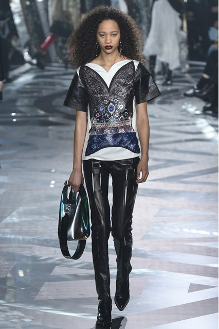 Louis Vuitton at PFW