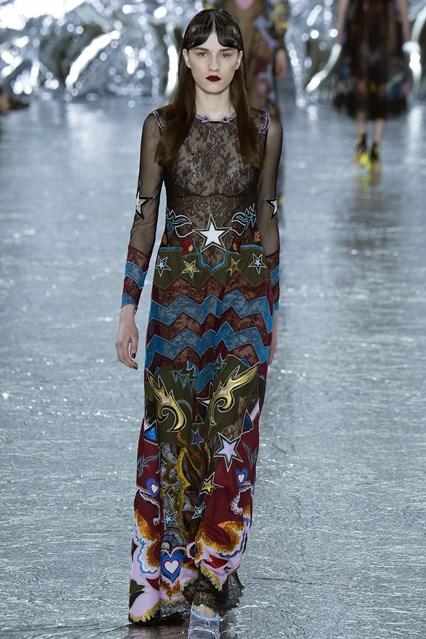 Mary Katrantzou at London Fashion Week