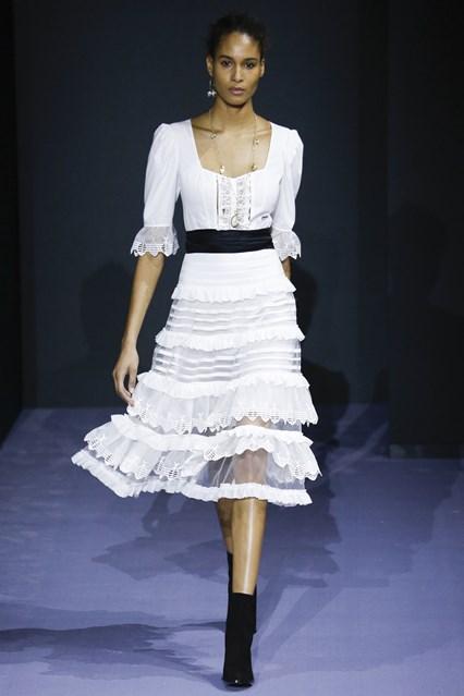 Temperley London at London Fashion Week