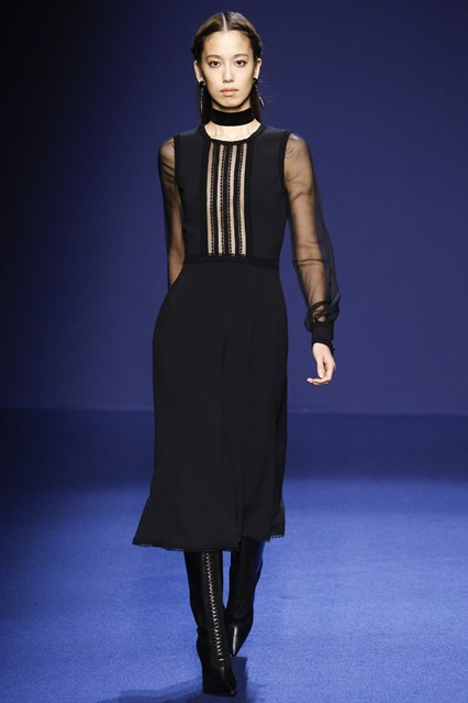 Andrew Gn show at Paris Fashion Week