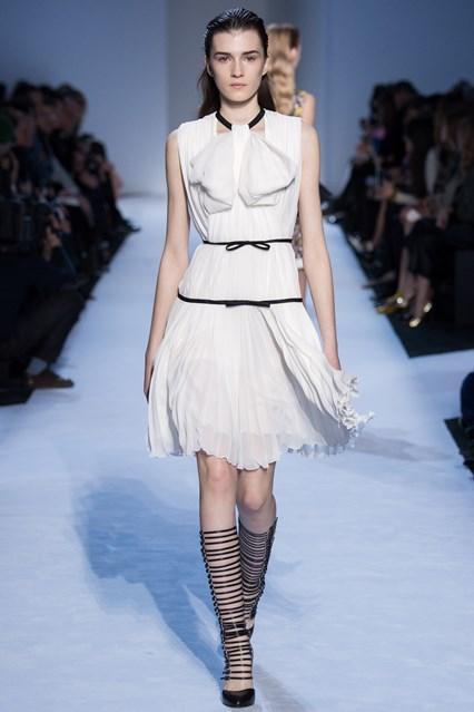 Giambattista Valli show at Paris Fashion Week