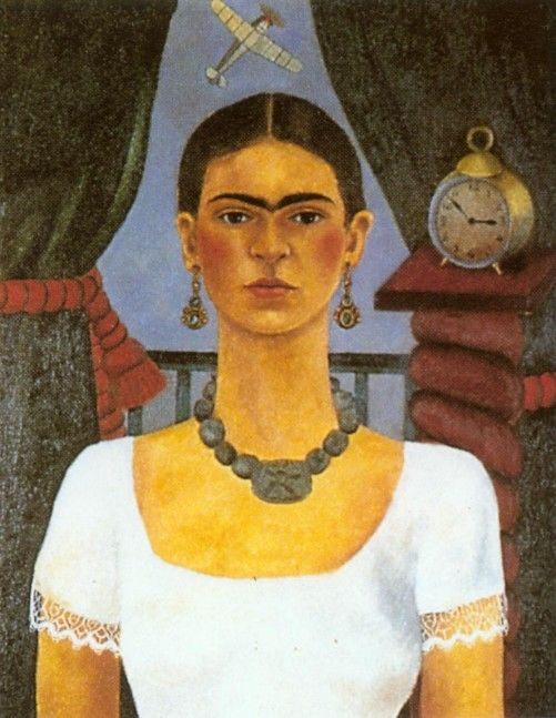 Time Flies by Frida Kahlo